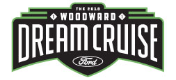 2018 Ford Woodward Dream Cruise Logo